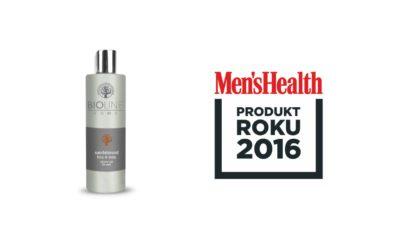 Najlepszy produkt do mycia ciała według MEN'S HEALTH – Sandalwood żel pod prysznic