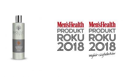 Produkt Roku 2018 według MEN'S HEALTH – Sandalwood żel pod prysznic