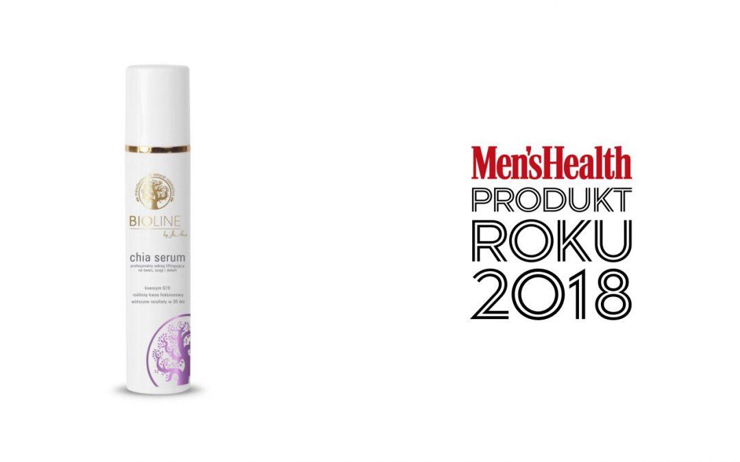 Najlepszy krem przeciwzmarszczkowy według Men's Health – Chia serum